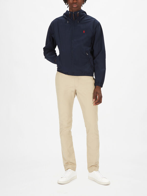 Colt Hood Windbreaker Jacket