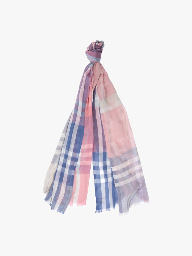 Barbour Tynemouth Check Wrap