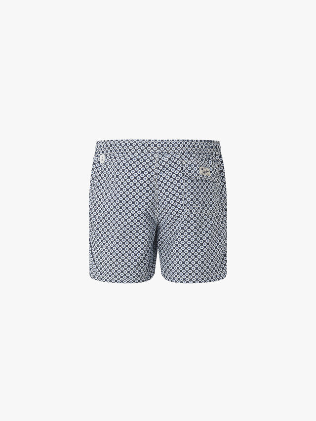 Large Dots Swim Shorts