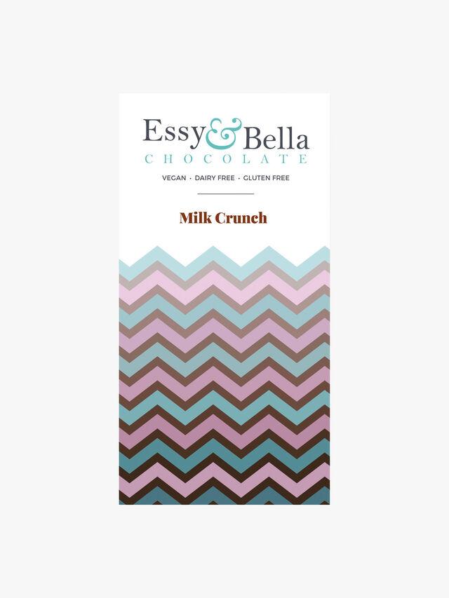 Alternative to Milk Crunch Bar