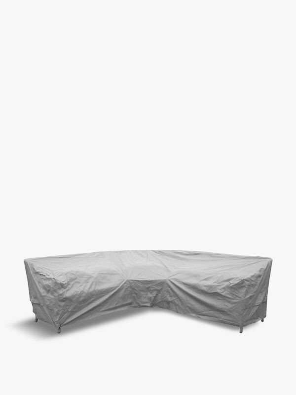 Curved Corner Sofa Cover