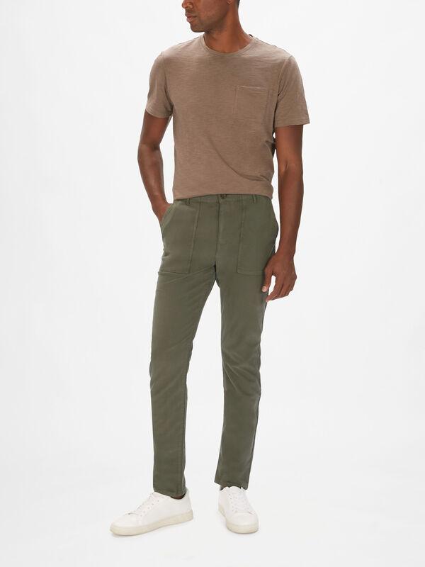 Cragmont Utility Trousers