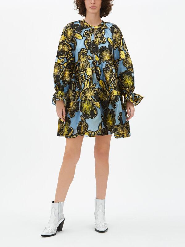 Ivana Organza Dress