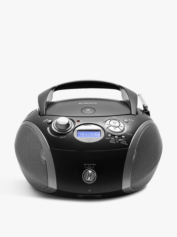 Zoombox 3 DAB+/DAB/FM CD Radio