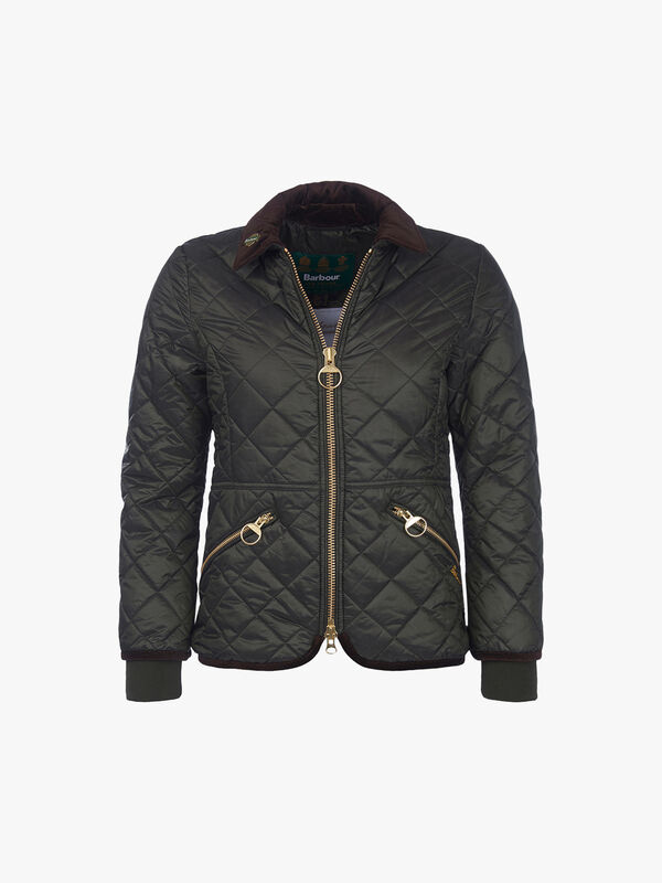 125th Anniversary Liddesdale Quilted Jacket