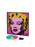 Andy Warhol's Marilyn Monroe Art