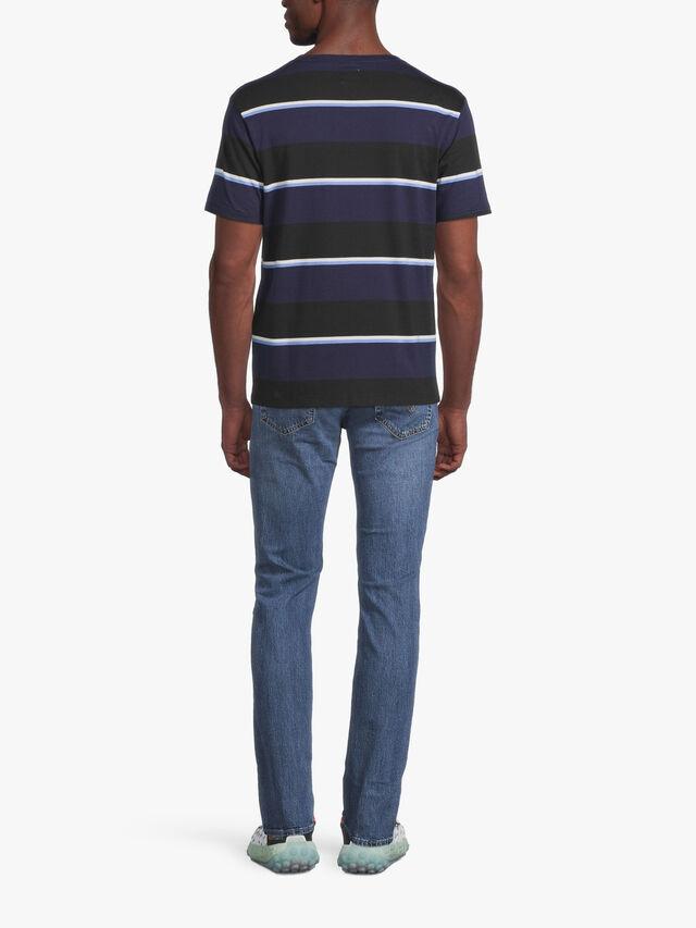 Original Hallmark T-shirt Stripe