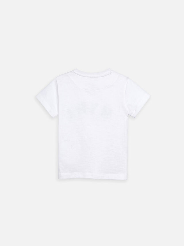 Basic Short Sleeved T-Shirt
