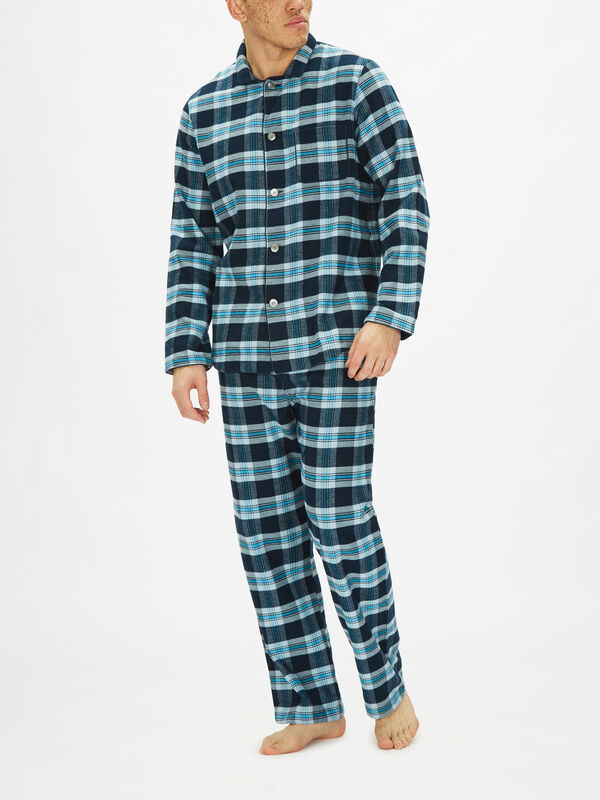 Kelburn Check Pyjama Set