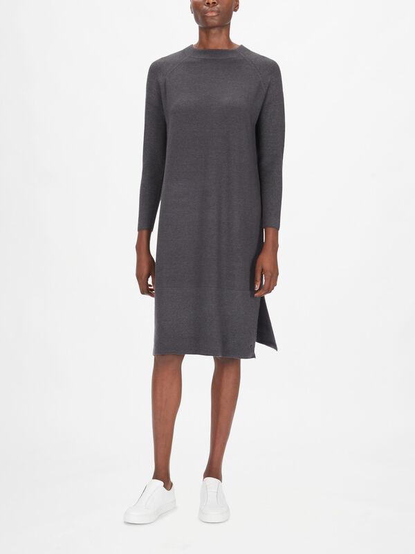 Magic Yarn Knit Dress