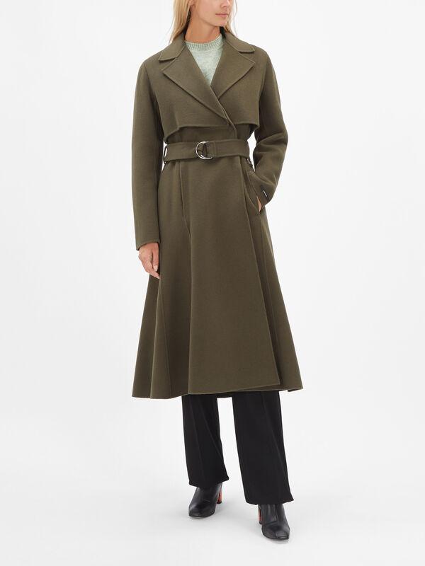 Balsamon Long Coat