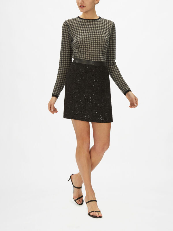 Shiny Mercey Skirt