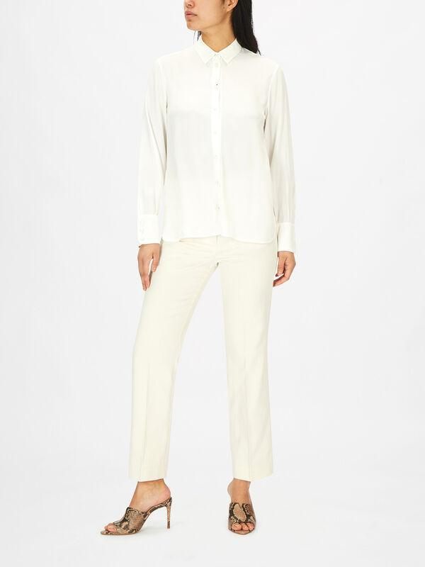 Xanadu Shirt Style Blouse