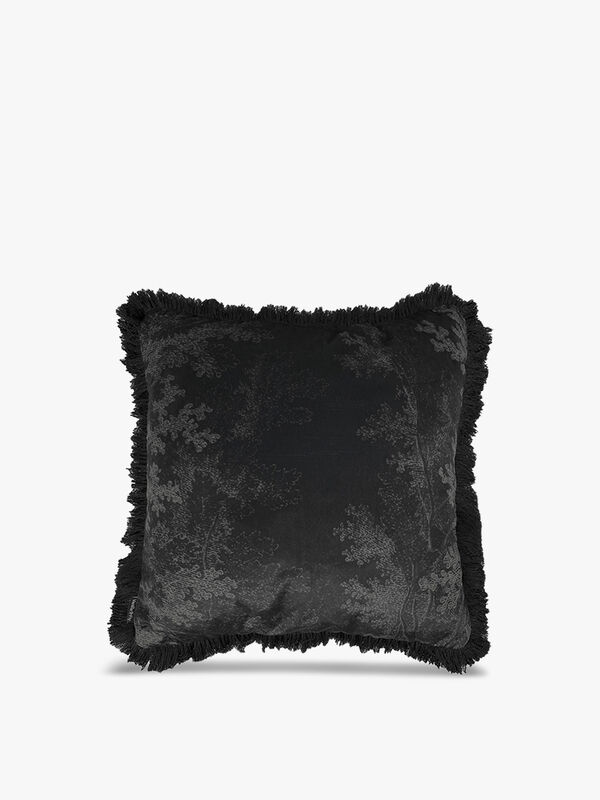 Black Woods Complete Cushion