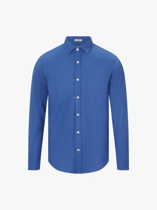 Sammy Pat Voile Cotton Shirt