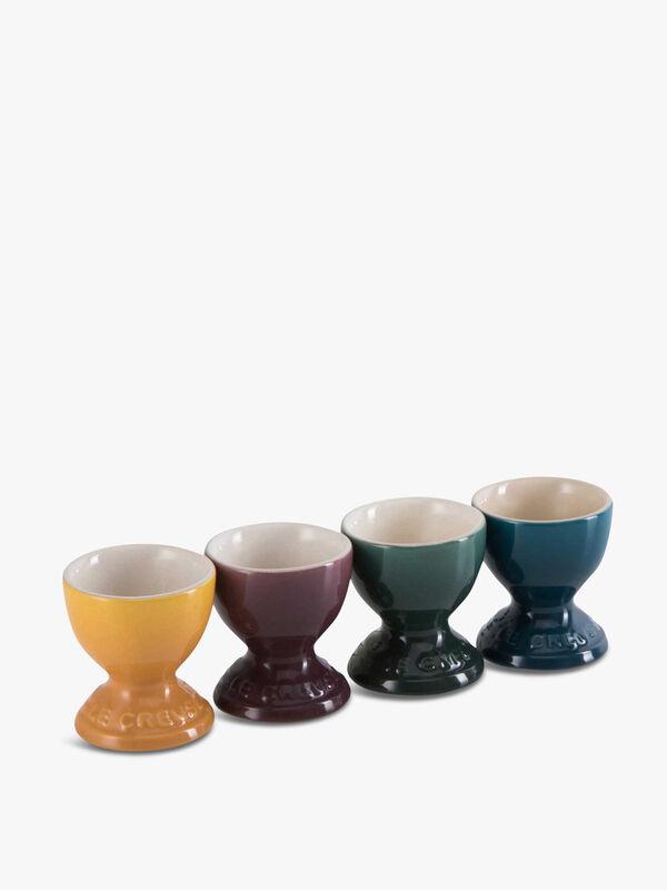 Botanique Set of 4 Egg Cups