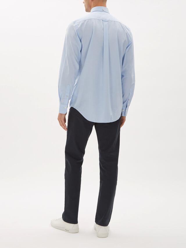Regular Fit Broadcloth Shirt