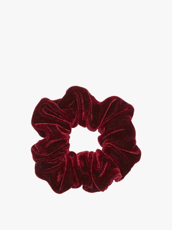 Large Velvet Scrunchie