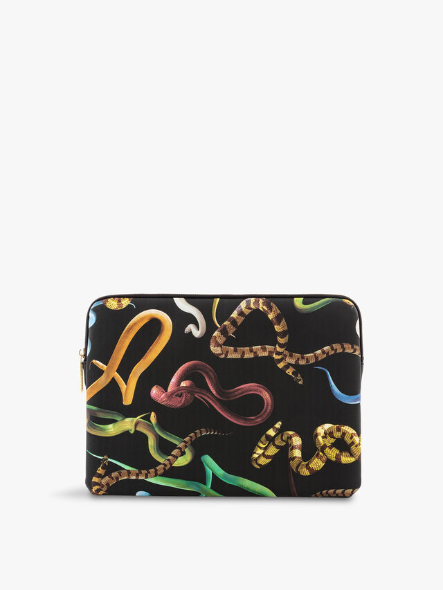 Toiletpaper Laptop Bag Snakes
