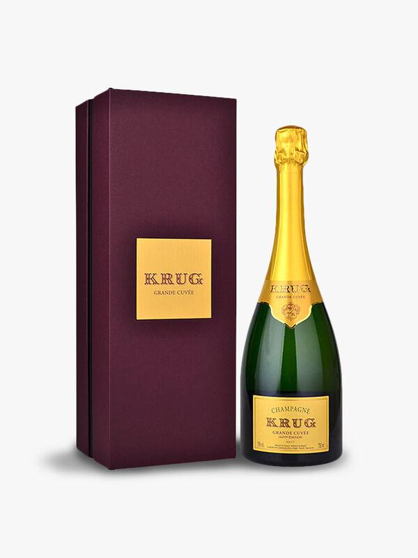 Krug Grande Cuvee Champagne 75cl