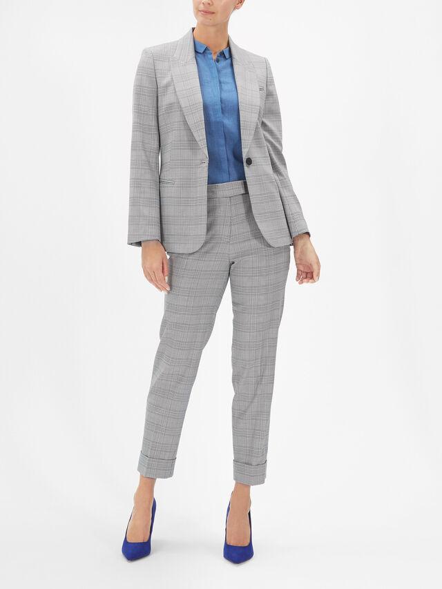 Suit Jacket w/Button
