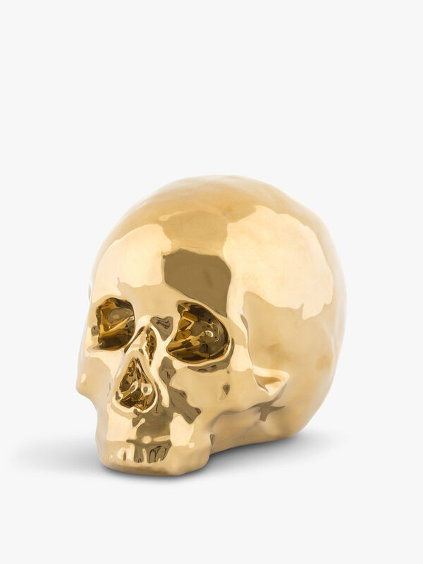 Porcelain My Skull Limited Gold Edition