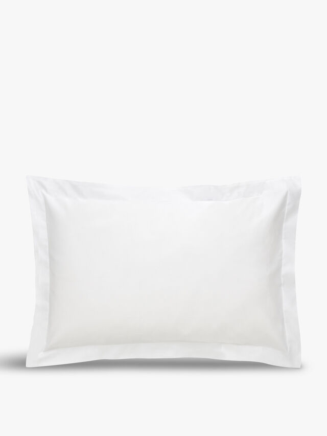 500 TC Sateen Tailored Pillowcase Pair