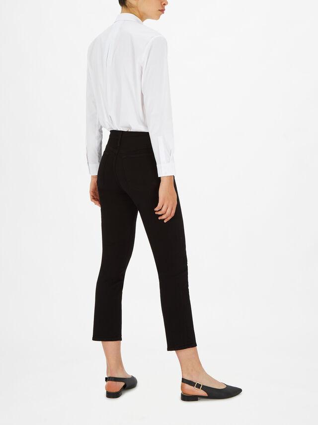 Le High Straight Jean