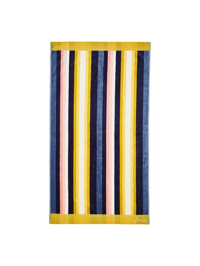 Summer Stripe Hand Towel