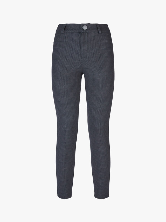Button Bengaline Trousers