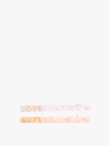 Cute & Love Pinch Clip Set