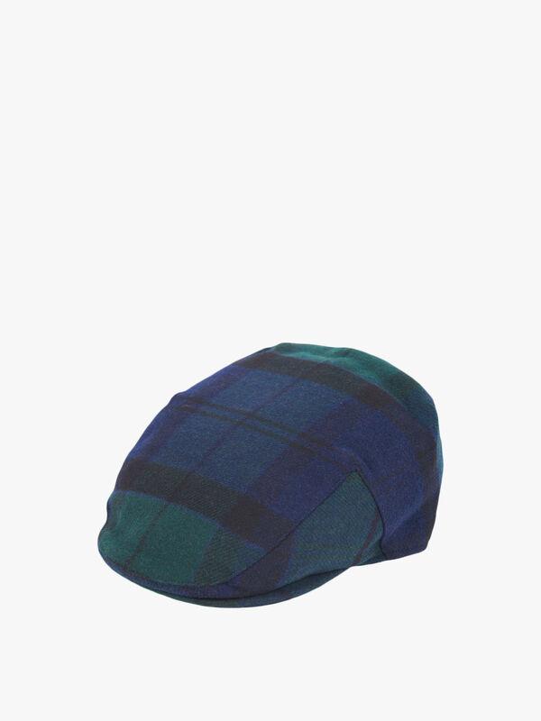 Gallingale Tartan Flat Cap