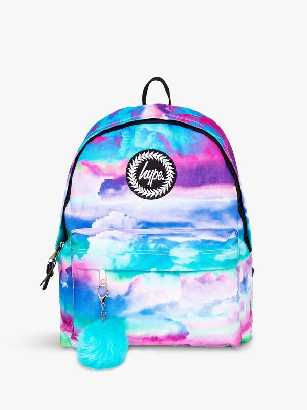 Cloud Hues Backpack