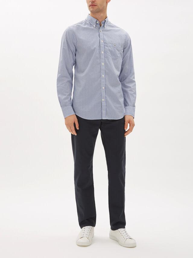 Regular Fit Stripe Shirt