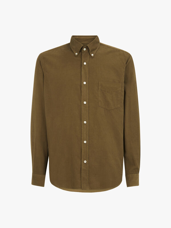 Pow Babycord Shirt