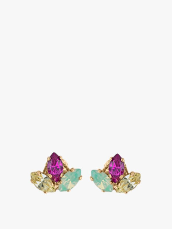 Post Tulip Stud Earrings