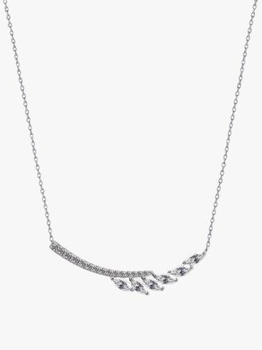 Laeta Drop Pendant Necklace