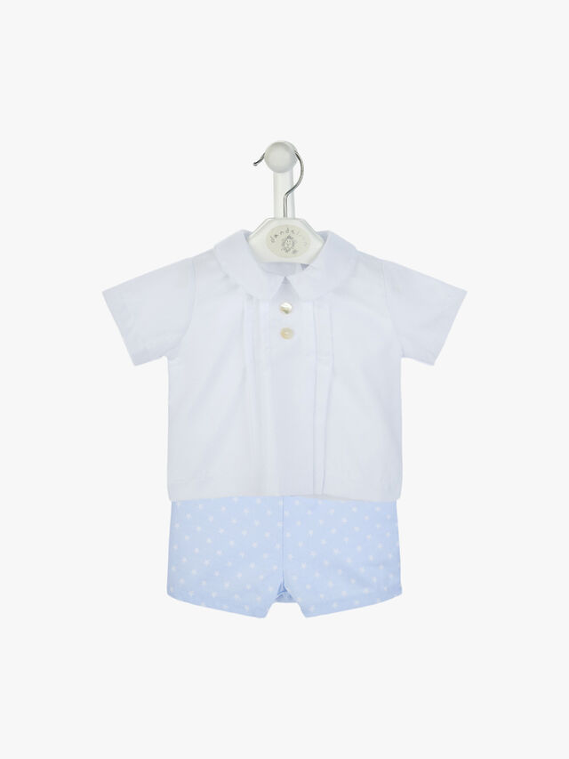 Shirt with Star Shorts
