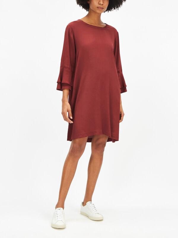 Glea Cuff Dress