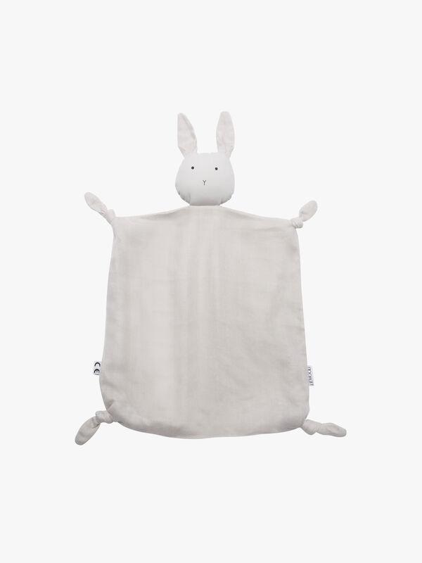 Agnete Cuddle Cloth Rabbit Dumbo Grey