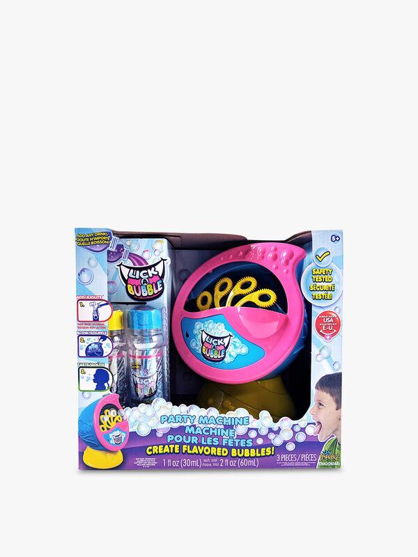 Party Bubble Machine