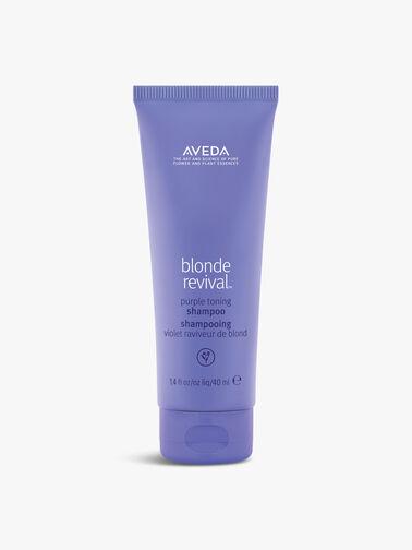 Blonde Revival Purple Toning Shampoo 40ml
