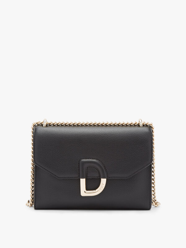 Von Flap Shoulder Bag