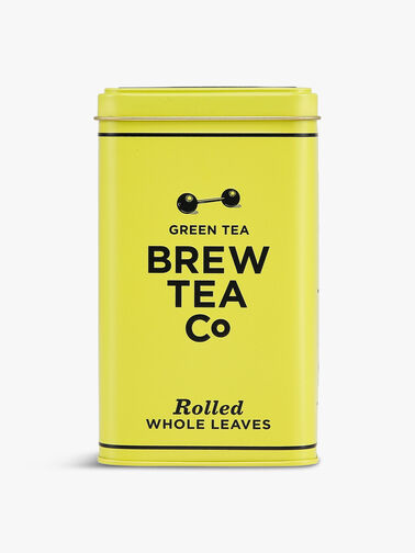Tea Tin loose leaf Green Tea