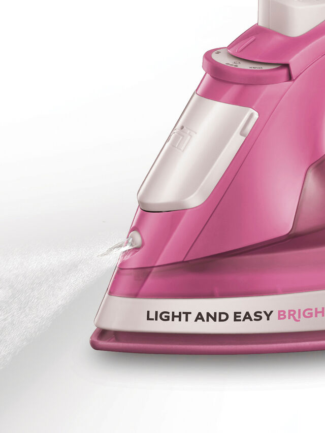 Light and Easy Brights Iron