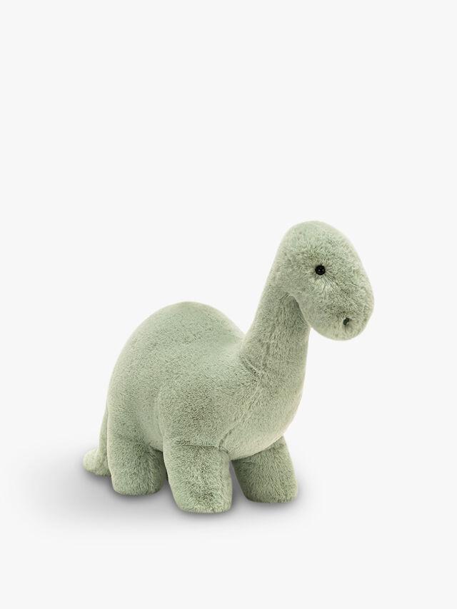 Fossilly Brontosauraus