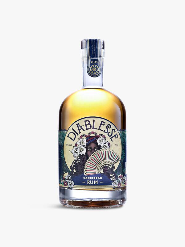 Golden Carribean Rum 70cl