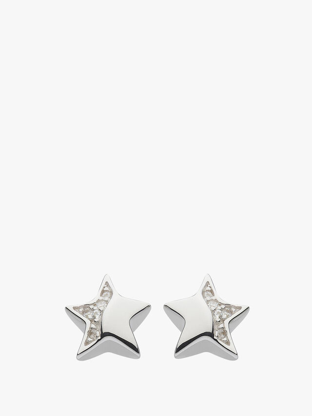 Miniature Shining Star Earrings