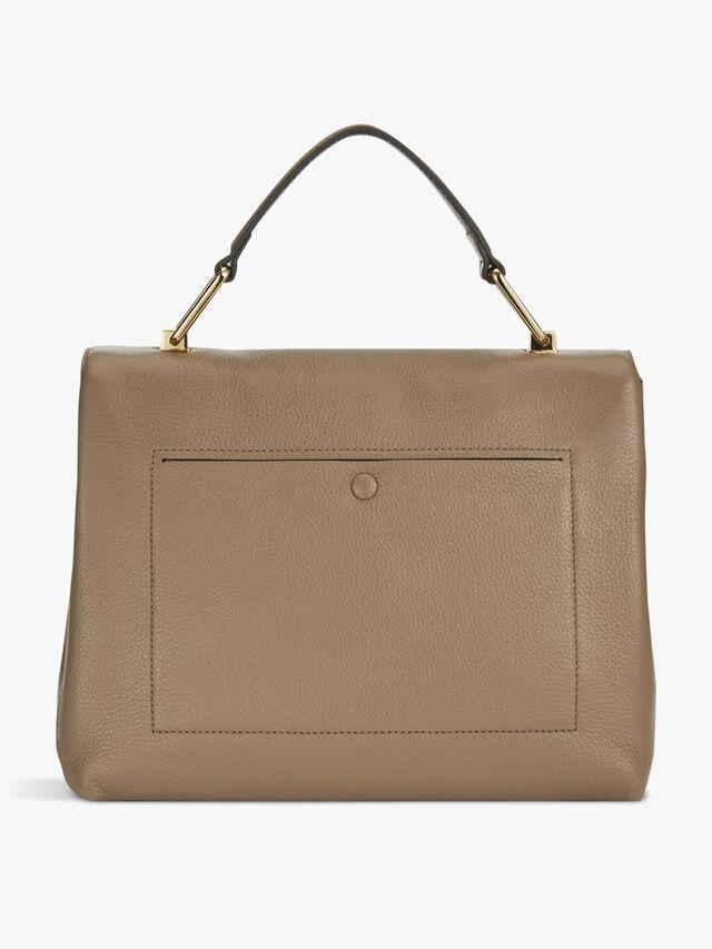 Liya Top Handle Bag