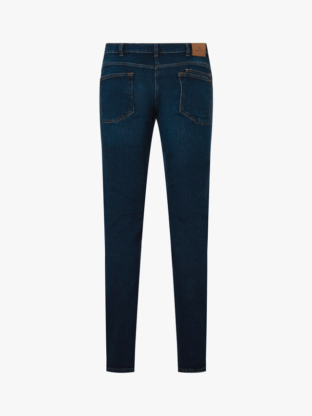 Super Stretch Tapered Fit Jeans